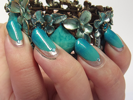 Exotic Turquoise by Ithfifi