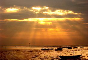 The Ray Of Light Of Kenjie by iwaniga