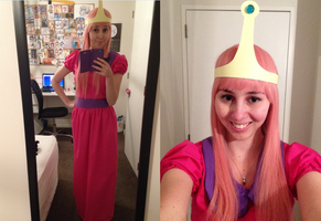 Princess Bubblegum by blinding-roses