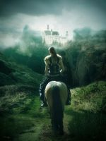 Lone Rider by robhas1left