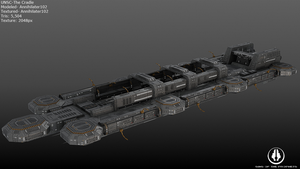 UNSC - Cradle by Annihilater102