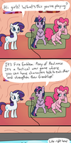 Pony of Radiance by spicyhamsandwich