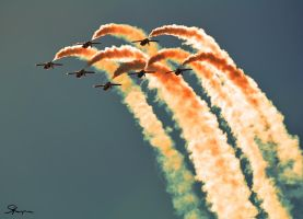 Patrulla Aguila by KabochiWorks