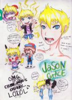 Jason Grace by Shehaya-chan