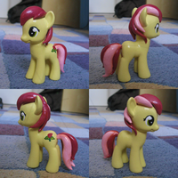 Molded Roseluck Custom by Amandkyo-Su