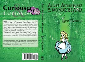 Alice Book Cover by BlindFaeth