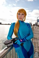 Samus Aran - Metroid: Other M by jillian-lynn
