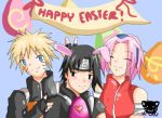 Sai and friends for easter by Sai-Lovers