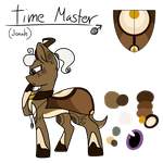 REF ENTRY: Time Master (NOT) by IAmAN00dle