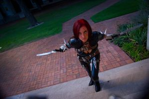 LoL Katarina 2 by jlechuga