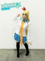 Chitoge! by xaerith96