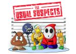 Usual Suspects  - Mario Bros by jmascia