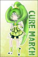 Cure March by AngelDranger