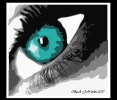 Study in eyes by AmedaN