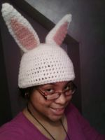 Bunny Hat by 329