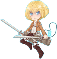 :Comm: Armin by BlackMayo