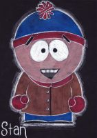 Stan Marsh by MaidenMacabre