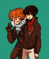 early winter by bnha