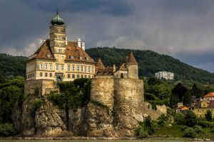 Schallaburg Castle by digitalbrain