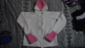 Sylveon hoodie stage 4 and 5 by ShelandryStudio