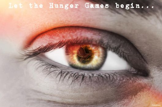 Hunger Games by charmgal27