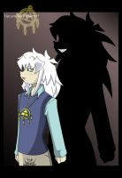Bakura's Shadow by liliy