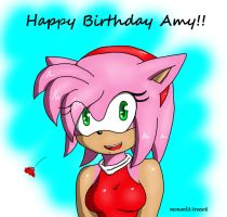 Happy 19th Ames!! by Agent-Arizona