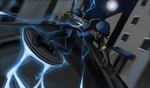 Static Shock by wtfisalinh