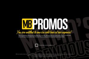 MBPromos Direct Mail Piece v2 by mattnagy