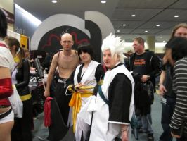 Bleach Cosplay at MTAC 2012 by RiaStrifeChan