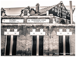 Craven Cottage by TheEternalSpectator
