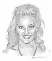 Perrie Edwards by sphili