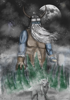 The Call Of The Winter's God by DCPX-12