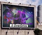 5 Overdrive.. by candysamuels