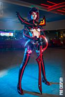 Kill la Kill - Ryuko Matoi by tajfu