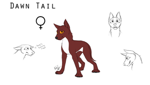 Fallen Skies: Dawn Tail Concept Art by Ice-Artz