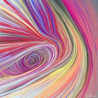 Pure Abstract - 3 by BenHeine