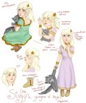 Sigyn, daughter of Iwaldi by AryaMaya