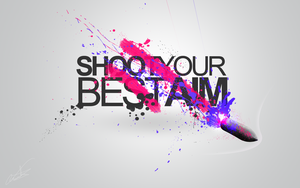 Shoot.Your.Aim by lauwe-f