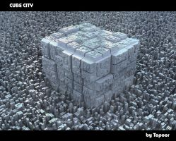Welcome to the CUBE CITY by Topoor