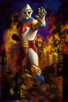 13 Nights 2012 Jet Jaguar by Grimbro