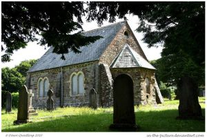 Bodmin Chapel by In-the-picture