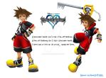 Kingdom Hearts Wallpaper 06 by sora-gian20
