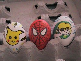 the most awesome easter eggs by crazedhobbit