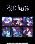 Pack #1 Icons~ by Hotaru-chan-8959