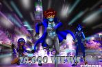 29,000 Views (Tech vs Magic Continues) by BlueJacketChronicles