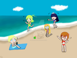 [H is Base Summer Contest] by AmiArigatai