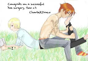 Charlie Loves-part of-Draco by Talifornia