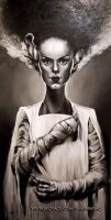 The Bride Frankenstein by simonhayag