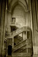 Sacred stairs by annamarcella24